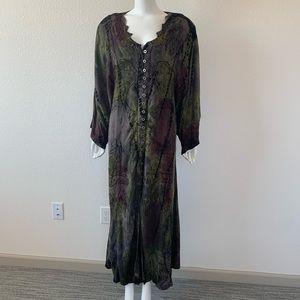 Vintage Dress Saya Amehras Concept One Size  Dress